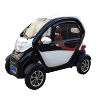 2019 hot sale 4 wheeler passenger electric mobility car