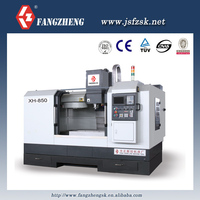 cnc milling machine with siemens cnc controller 3 axis