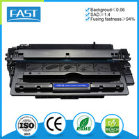 High Quality Black CZ192A Compatible Toner Cartridge for HP Laserjet proM435