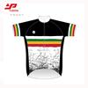 Customized quick dry short sleeve cycling jersey bicycle clothing for sale