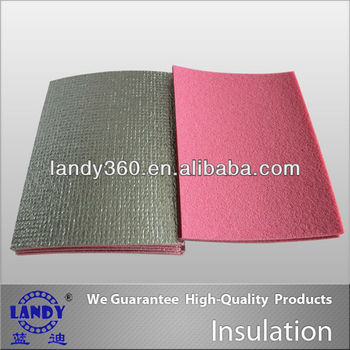 Waterproof mildew clean polyurethane heat resistant foam for Mold resistant insulation