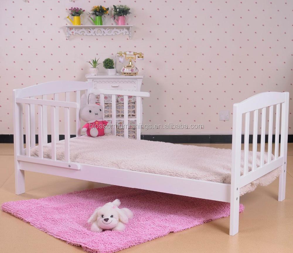 Goedkope houten baby peuter bed in grenen hout kinderen bedden ...