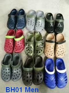 shoes stock Cheap Wholesale eva slipper men garden shoes hold shoes clogs