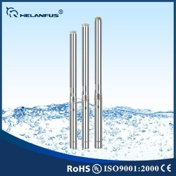 Hot Sale Bore Water Stainless Steel Deep Well Submersible Pump 1.5HP