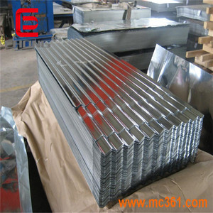 corrugated galvanized iron roofing sheet to nepal factory directly sale