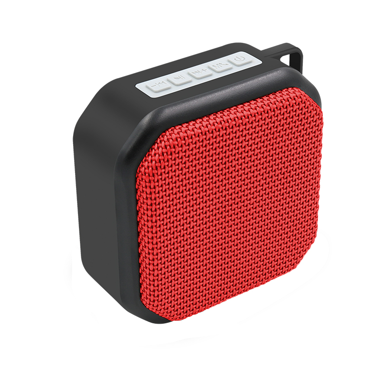 Bluetooth V4.2 Super Bass Senza Fili Portatile di Musica Mini Altoparlante Bluetooth Commercio All'ingrosso Microfono Altoparlante Bluetooth