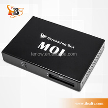 MOI DVB-S2 IPTV Streaming Box