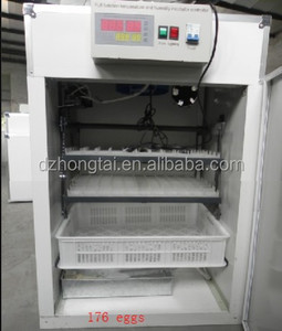 cheap wholesale small egg machine 176 eggs incubator prices india