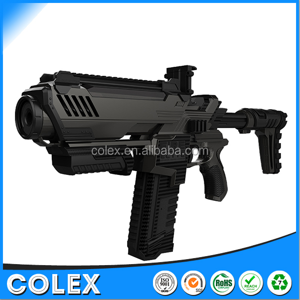 Top quality toy gun enjoy virtual games with mobile phone