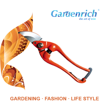 RG1108 Gardenrich tree trimmer garden shear manufacture fruit shear extra sharp tree clippers