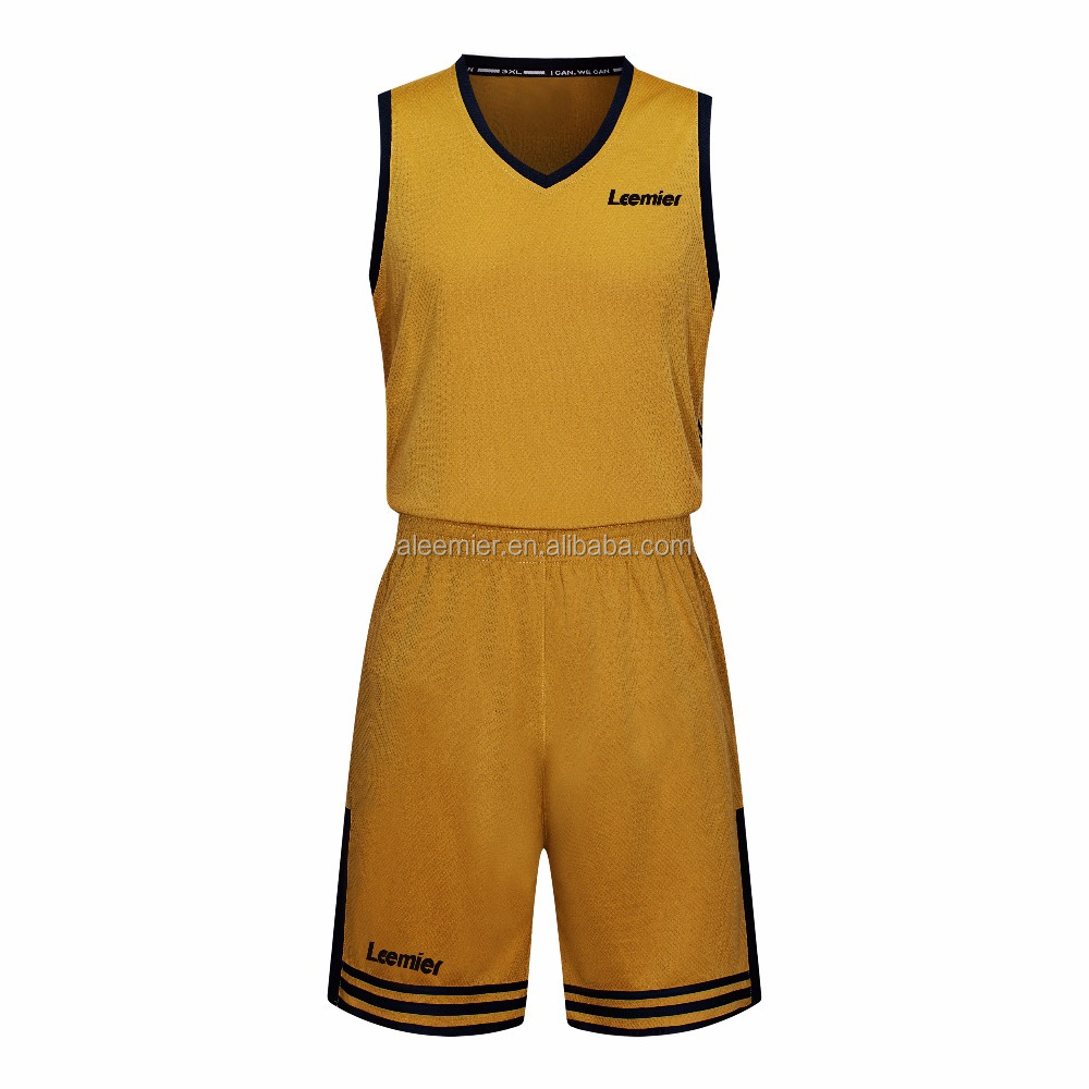 2018 Neues Design Günstige Jugend Sublimierte Reversible Basketball Uniformen