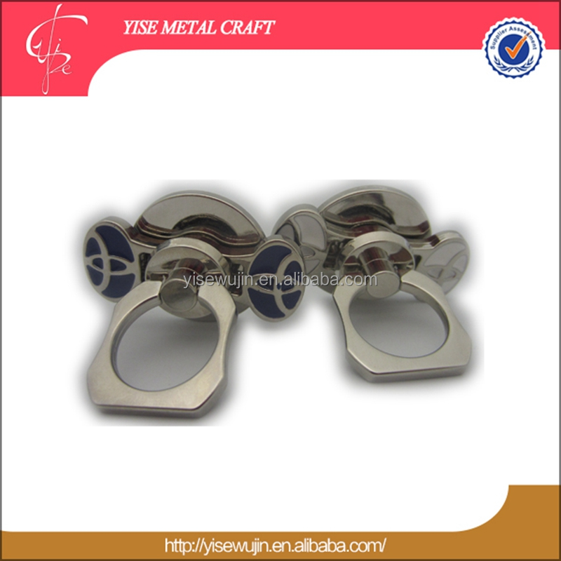 Customized Spinner Ring Famous Car Logo Mobile Phone Ring Holder Best Unique Giveaway Gifts Finger Spinner