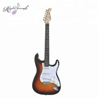 wholesale cheap electric guitars made in china