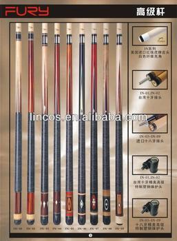 Fury In Series Billiard Pool Cue Sticks Buy Fury In