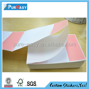 Printable Glossy A4 Paper Sticker Label