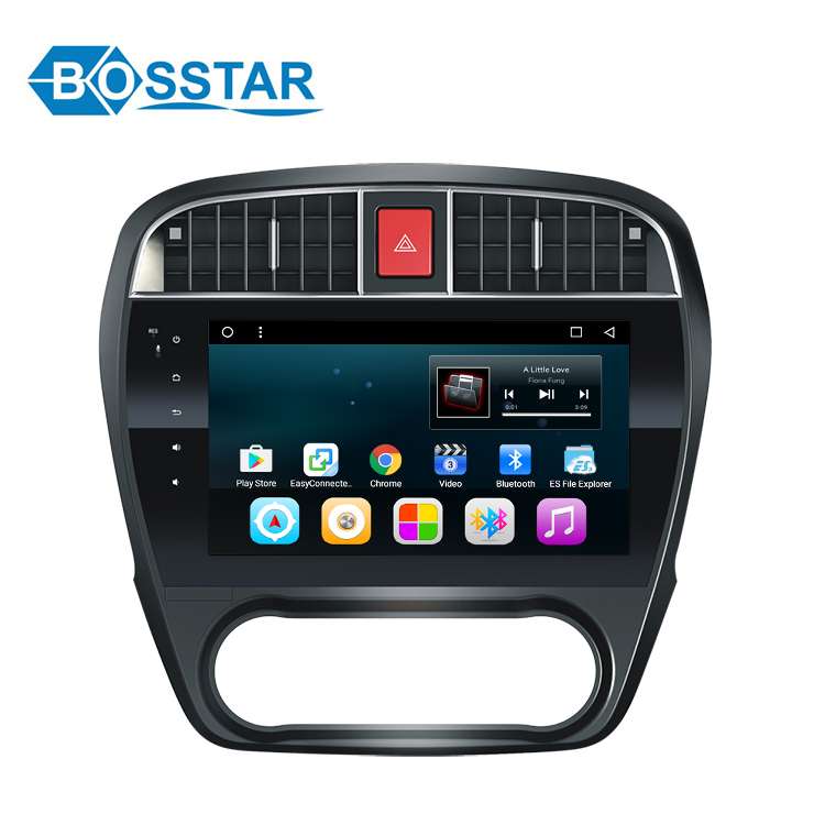 Bosstar Manufactory car dvd player for Classic Sylphy android head unit gps navigation