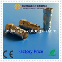 wholesale high quality PAL male to F male connectors