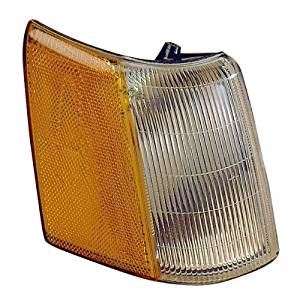 1993-1998 Jeep Grand Cherokee & 1993 Wagoneer Corner Park Light Turn Signal Marker Lamp Right Passenger Side (1993 93 1994 94 1995 95 1996 96 1997 97 1998 98)