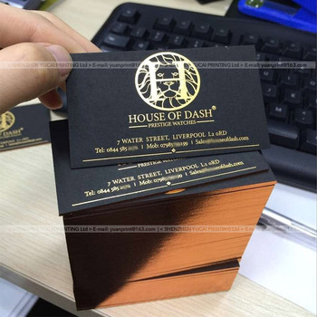 Edge tinting business cardedge paint business cardedge foil edge tinting business card edge paint business card edge foil business cards colourmoves