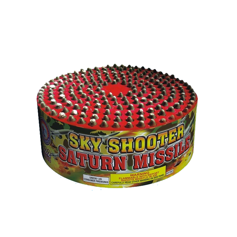 Hot selling 222s minssile daytime fireworks for wholesale