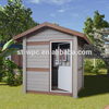 Colorful Shed Garden Cottage Wooden Tool House