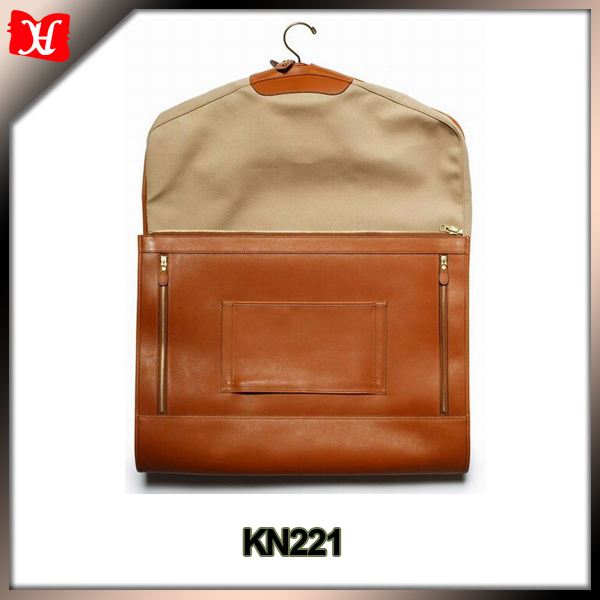 f93aa62a19bc Mens Leather Travel Hanging Garment Bag - Buy Leather Garment Bag,Leather  Hanging Garment Bag,Travel Garment Bag Product on Alibaba.com