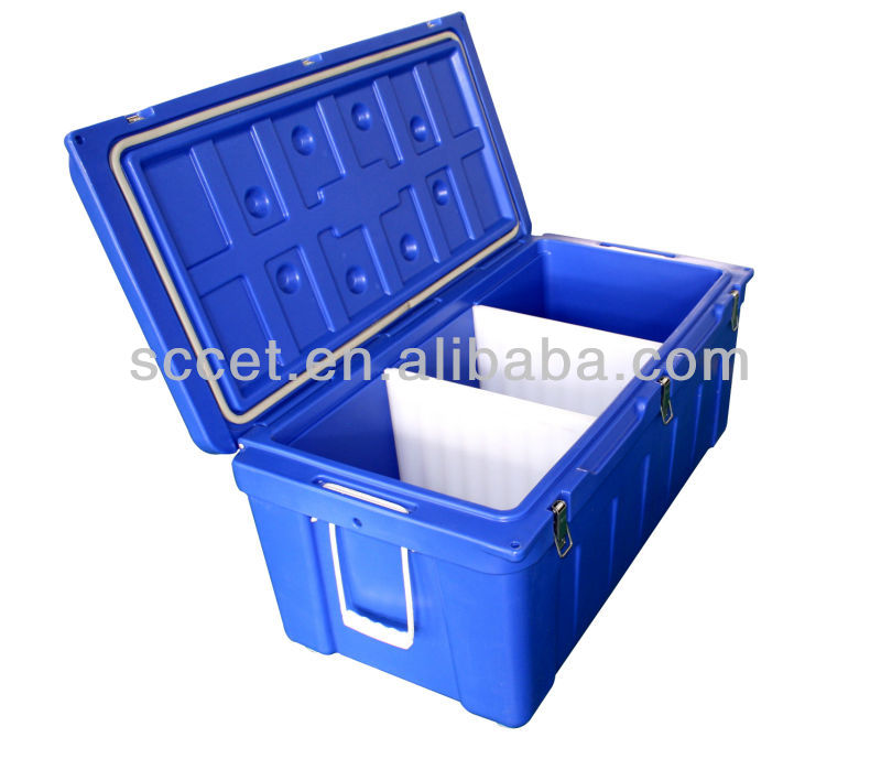 Cooler box for cold chain, cold logistic cooler, cooler box