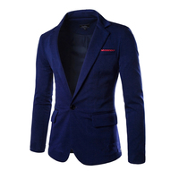 Fashion New Style Slim Men Blazer Designs