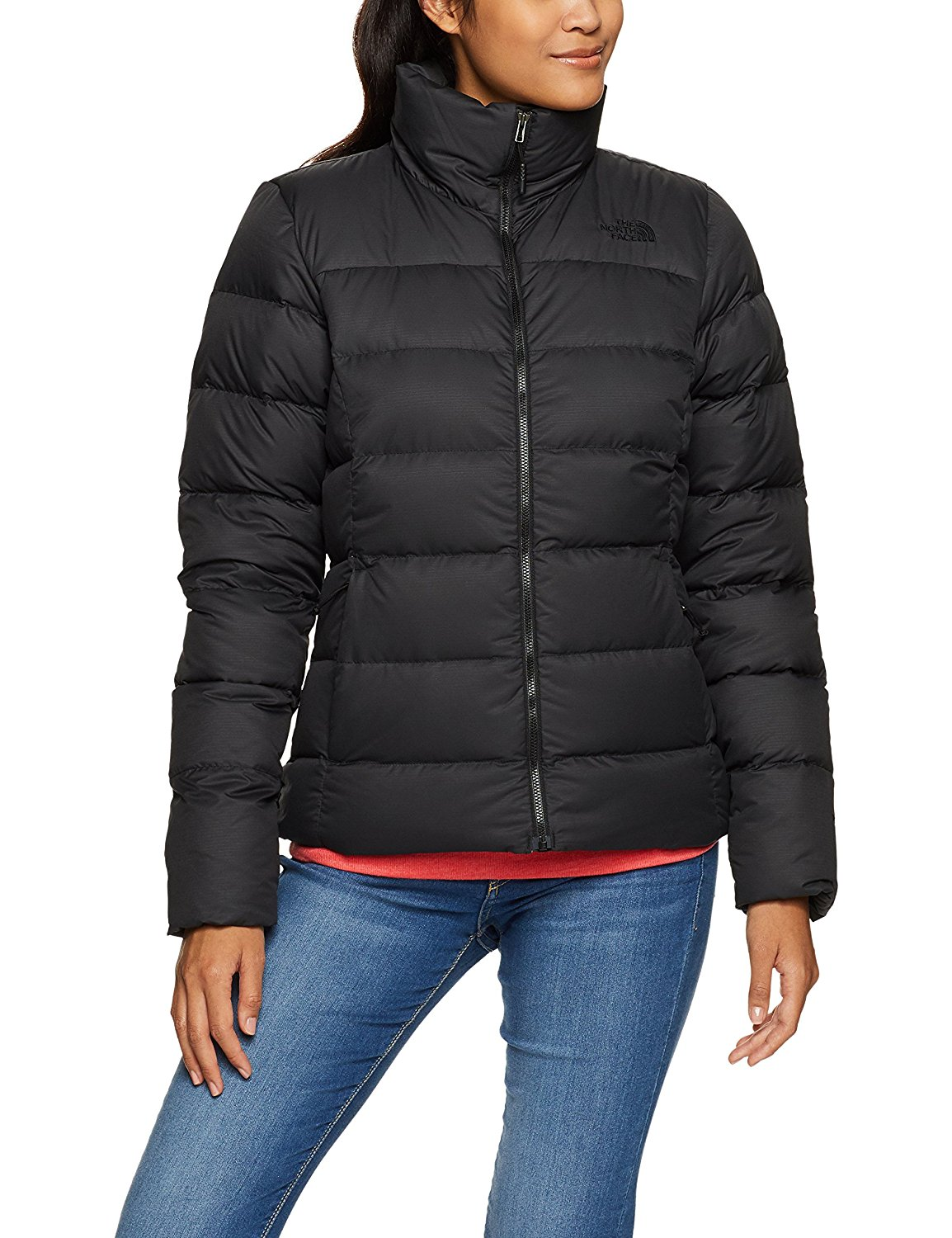 36a7c3bba9 Get Quotations · The North Face Nuptse Jacket - Women s