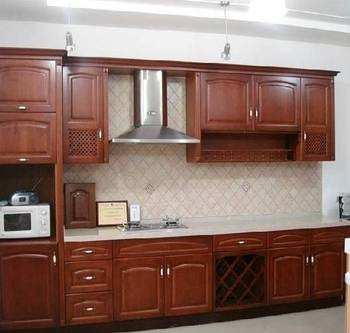 High Quality Antique American Standard Solid Wood Kitchen ...
