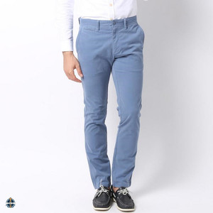 T-MP519 Custom Label Thick Twill Cotton Cheap Chino Pants in China