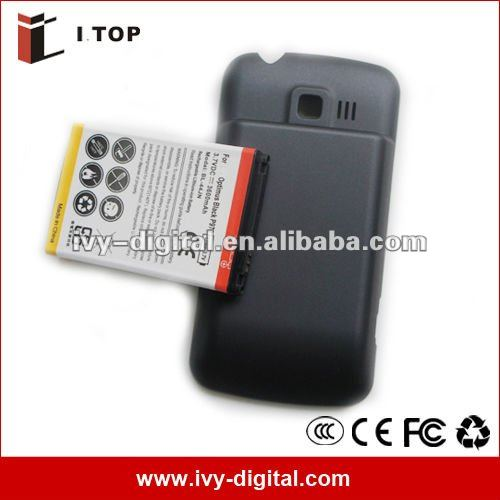 For LG VS700 Extended Mobile Phone Battery,3600mAh With Back Door