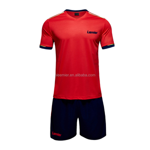 Wholesale Blank Cheap New Design Sublimated Custom Soccer Uniform