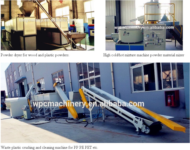 Manual plastic crusher in qingdao cost of plastic recycling machine