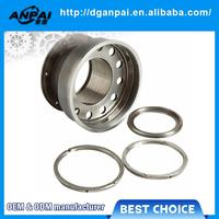 Precision CNC turning machined service for Non standard stainless steel auto spare parts