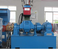 7EPDM sheet extrusion machine/Rubber & Plastics epdm industrial insulation pipe or sheet extrusion machine