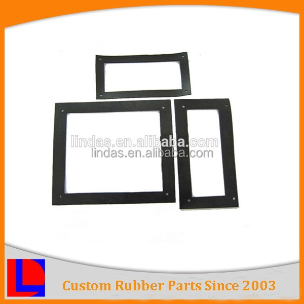 Custom make Round Black Food Grade Epdm gasket