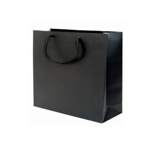 Luxury gift cloth shopping bags wholesale China custom printed paper bags with your own logo