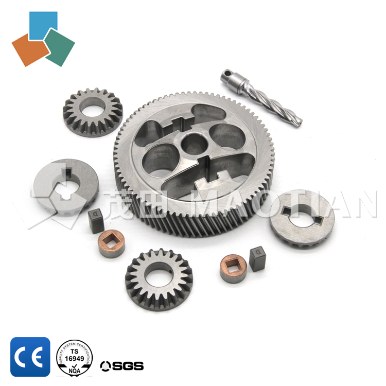 Professional Factory Customized small pinion gear sets for power steering reduction gear box / steady velocity ratio