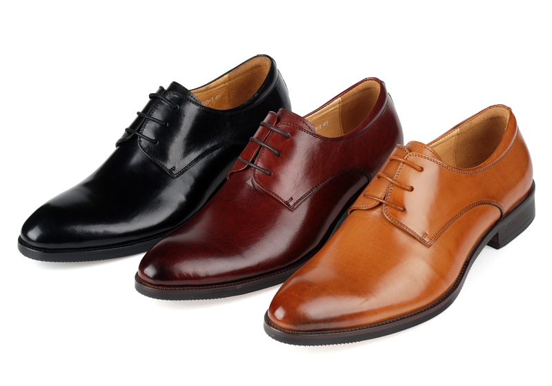aa0e0dd1d2979 Buy Fashion Black/coffee mens wedding shoes comfortable mens ...