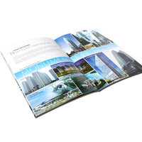 Custom design printing service,flyer,booklet,brochure,catalog printing