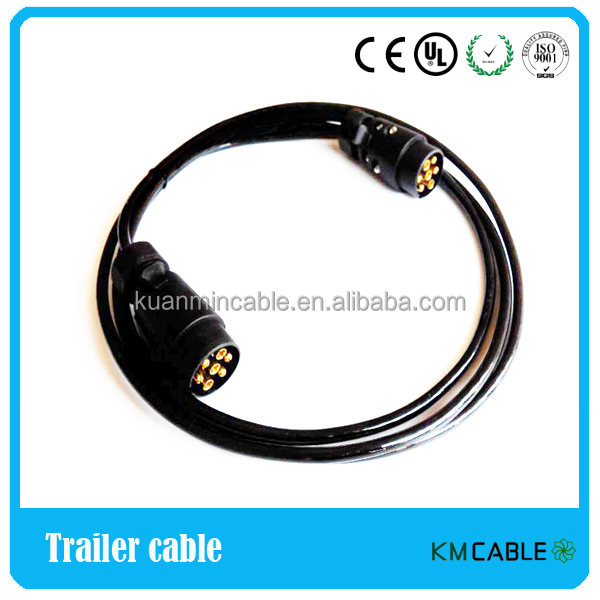 7 pin trailer adaptor for trailer electrical wire