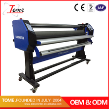 Why not try cold and hot hybrid laminating machine?