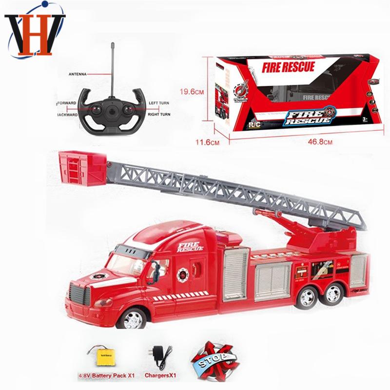 Del Coche Con Product Luz Sonido Control Y camión De Radio Bomberos Juguete Bomberos camión On Control Buy Nn0wm8