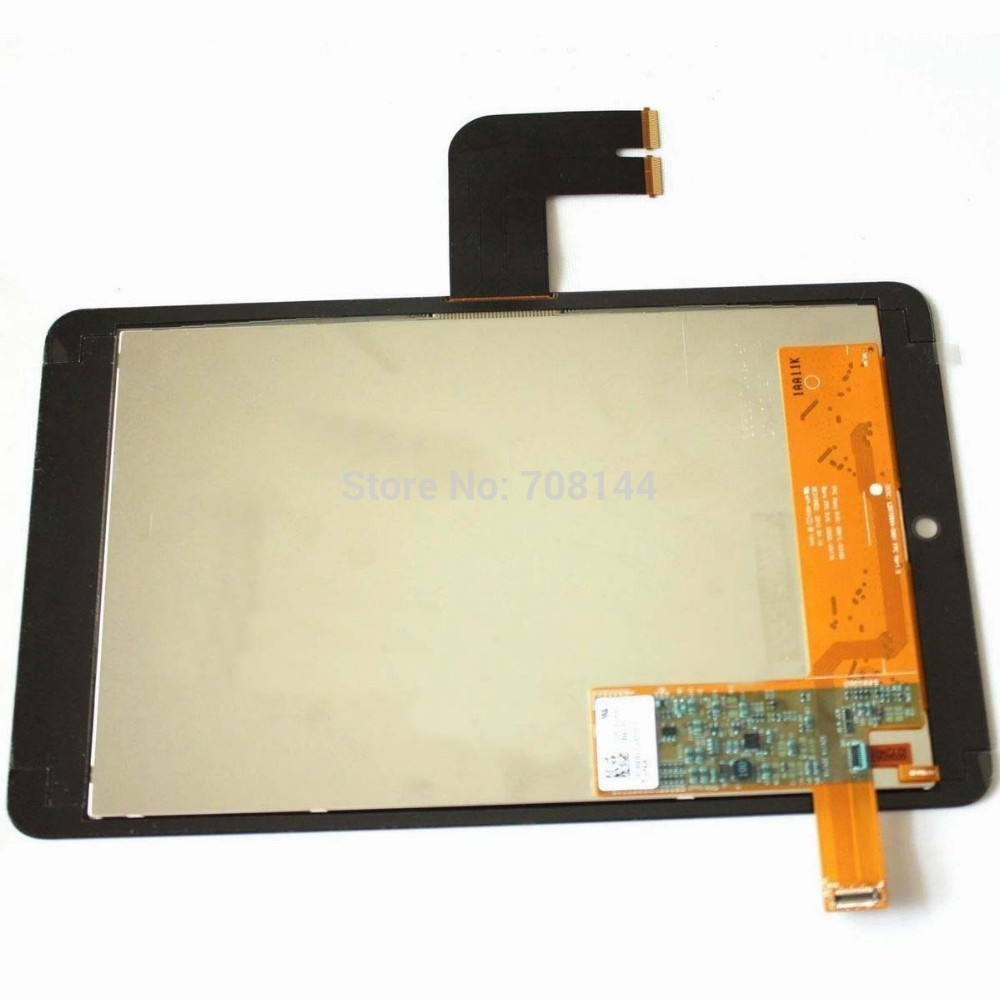 For ASUS ME173 ME173 LD070WX4 Digitizer led lcd Screen display lcd assembly Top Outer Glass Panel+Free Tools