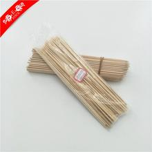 Wholesale custom logo customized bamboo skewer with FSC certificate