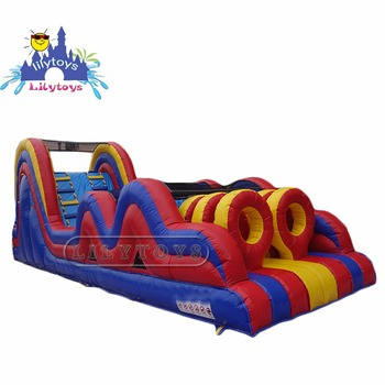 Outdoor Inflatable Obstacle Course Adults For Sale - Buy ...