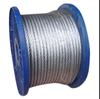 Hongtai aisi316 7x7 stainless steel wire rope