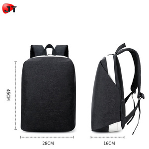 Waterproof Outdoor Cotton Bag ECO Print Canvas School Backpack