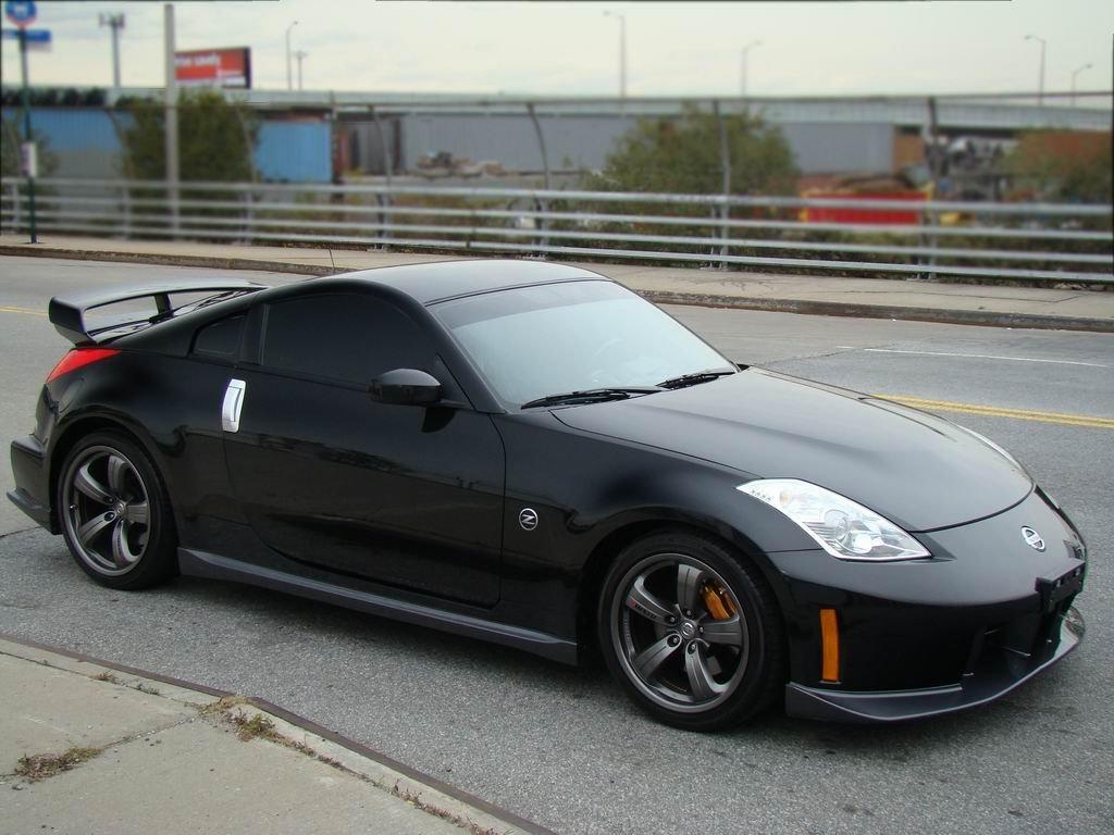 2008 Nissan 350z Nizmo Rare 6 Speed Warranty 1 Owner Car Buy